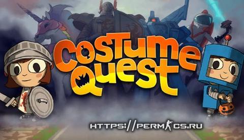 Бесплатная раздача игры Costume Quest