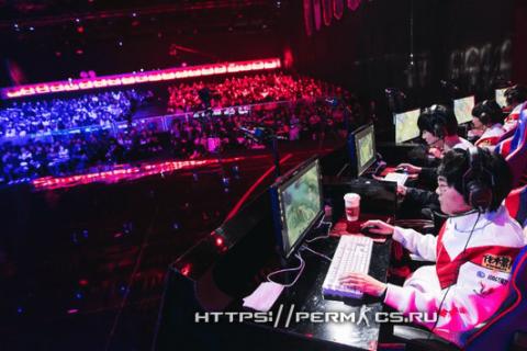 В 2018 году в Перми откроется киберспортивная арена