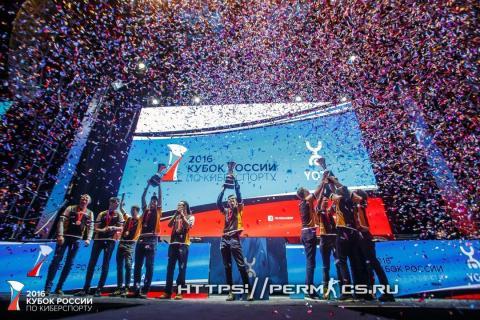 Киберспорт признали официальным видом спорта в России